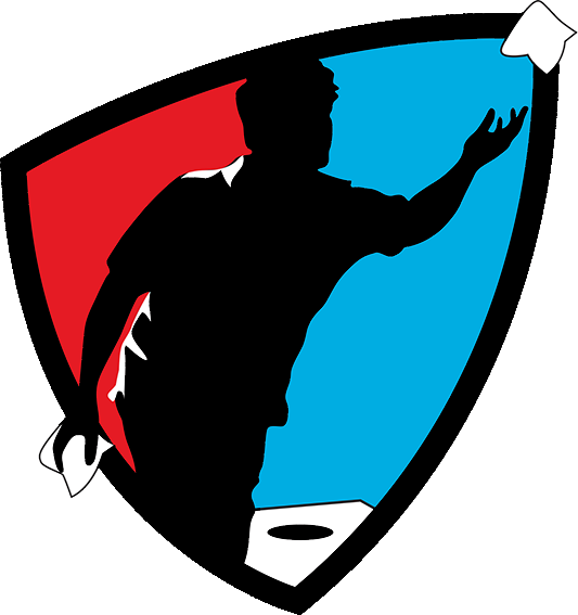 No Idea Sports - Cornhole Logo