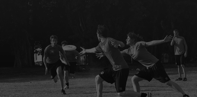 No Idea Sports - Frisbee Background