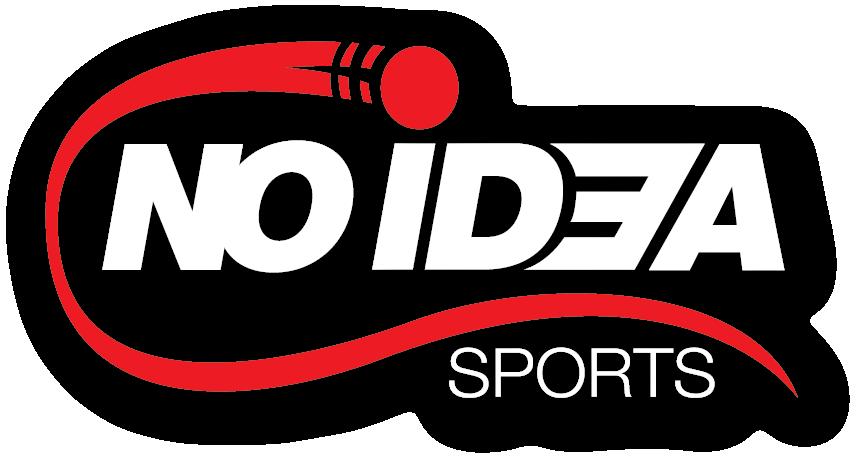 No Idea Sports - Logo with shadow