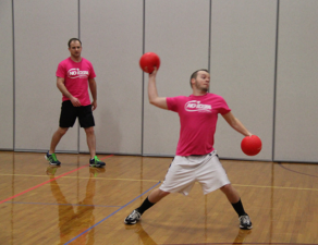 No Idea Sports - Adults Playing Dodgeball